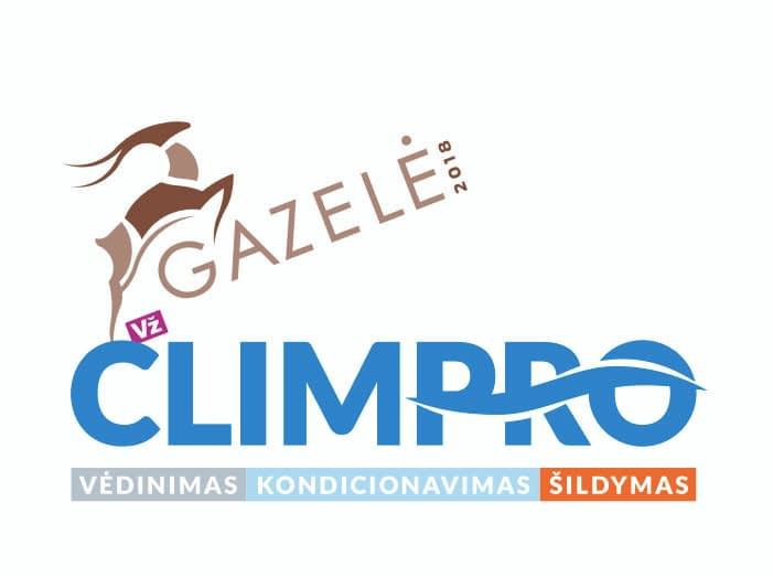 "UAB ""CLIMPRO"" -""Gazelė 2018"" sąraše"